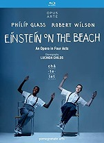 『Glass & Wilson: Einstein on the Beach』